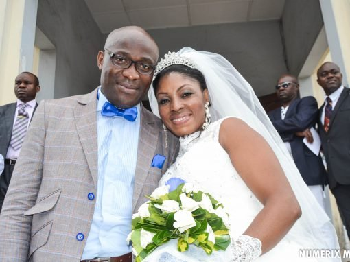 Mariage Yvonne & Henry